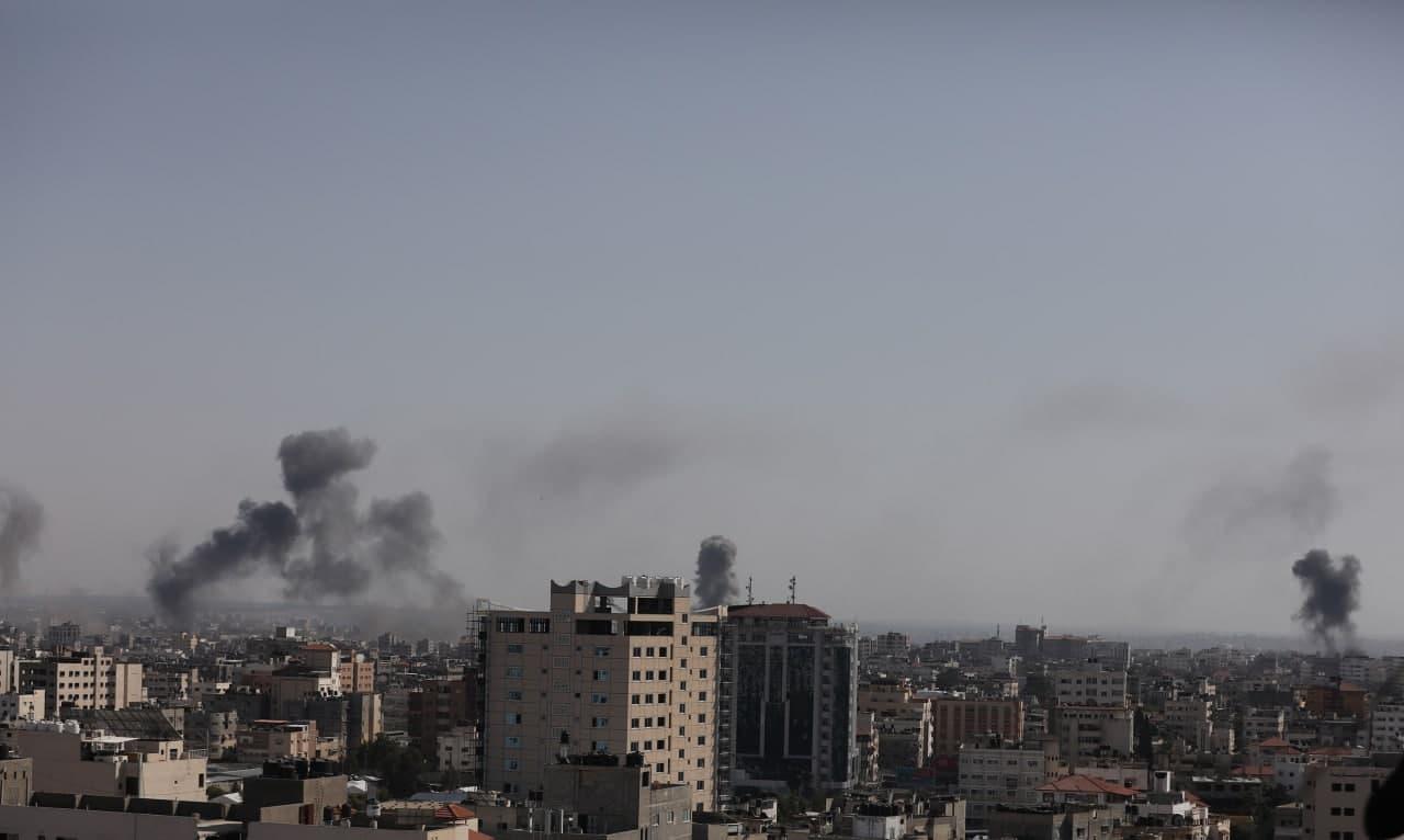 عشرات الضحايا نتيجة تواصُل هجوم الاحتلال الإسرائيلي على غزة
