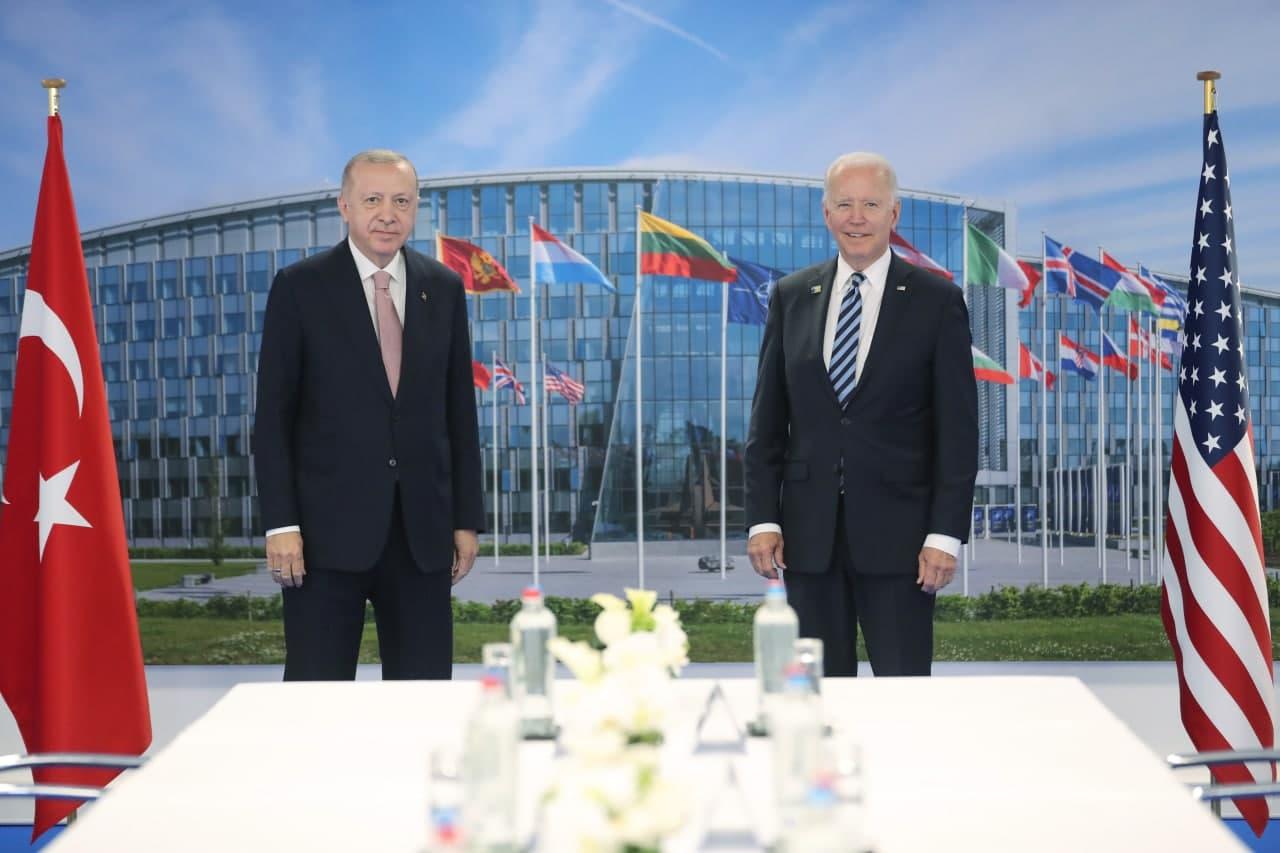 رسائل الولايات المتحدة لإبعاد تركيا عن روسيا