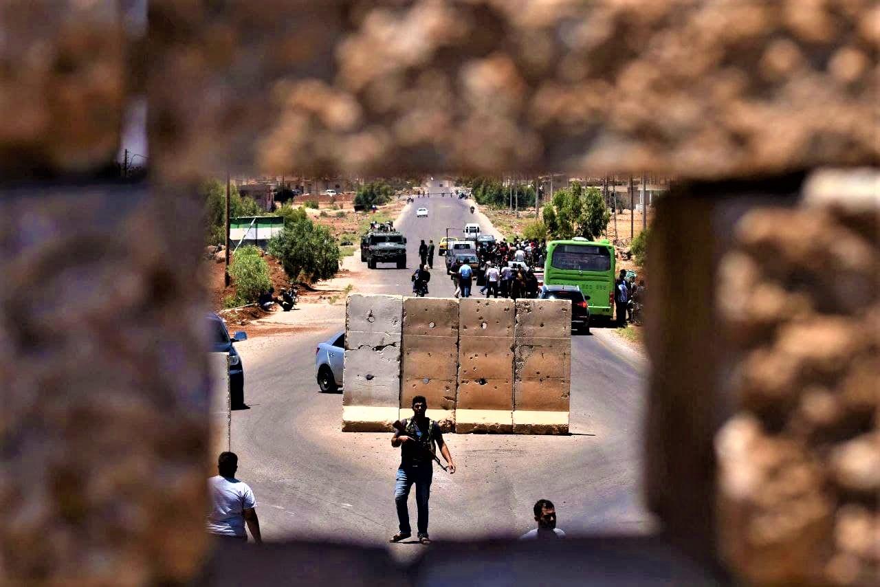 52 قتيلاً و65 عملية ومحاولة اغتيال في درعا خلال شهر تموز