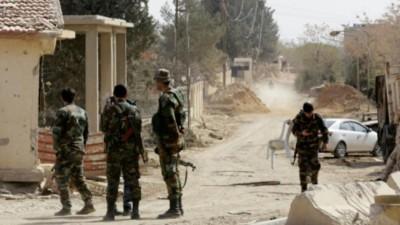 مصرع عناصر من قوات الأسد في درعا