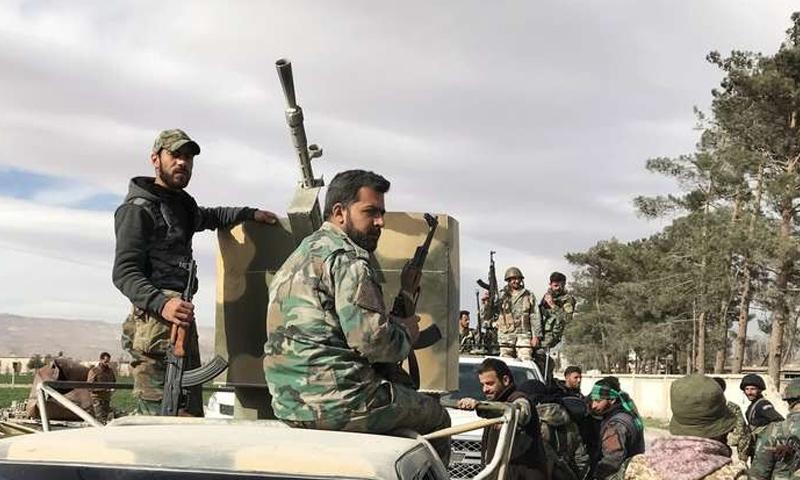 قوات الأسد تقصف منطقة الفقيع في درعا بعد مصرع عدد من جنودها
