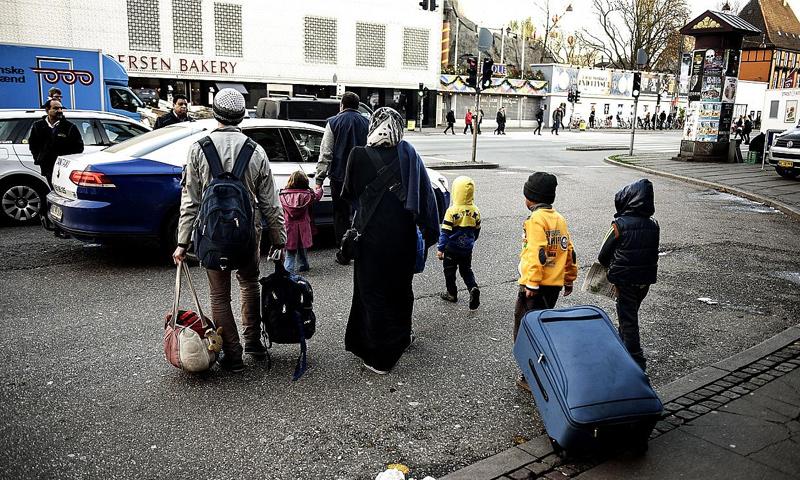 الدنمارك تكشف عن أعداد اللاجئين السوريين في أوروبا ممن زاروا دمشق