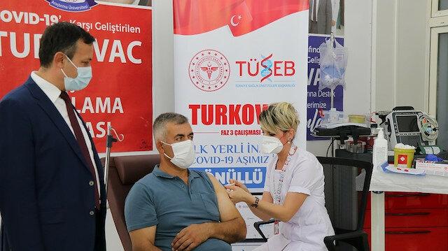 """البدء باختبارات لقاح """"توركوفاك"""" في جامعة أرجييس التركية"""