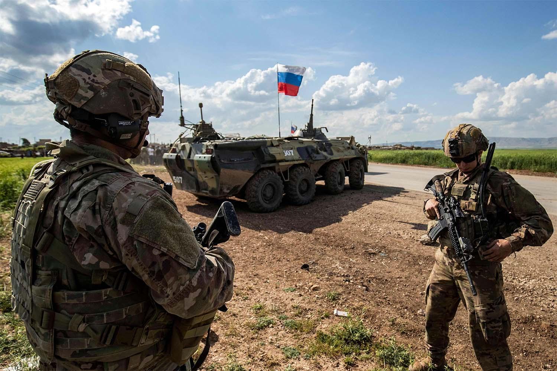 تنظيم الدولة يعلن مقتل جنديين روسيين في سوريا