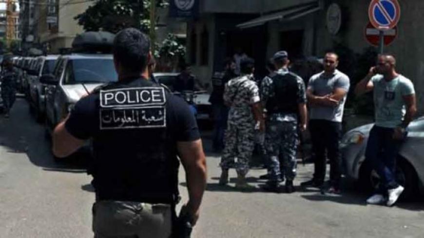 لبنان يُلقِي القبض على سوريين أثناء محاولتهم الهجرة