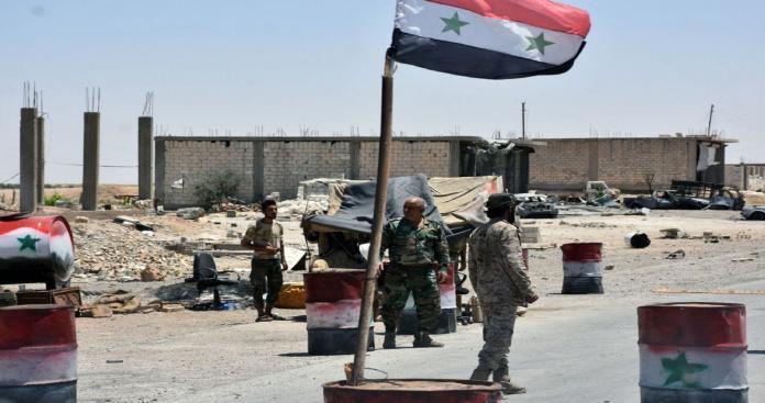 قوات الأسد تعتقل شابين في ريف درعا