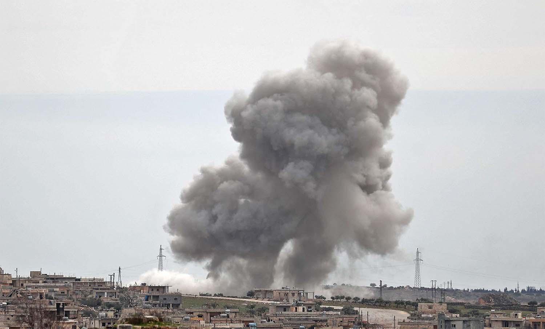 تقرير يوثق عدد الضحايا في سوريا خلال نيسان 2021
