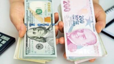 تراجُع كبير في سعر صرف الليرة التركية أمام الدولار الأمريكي