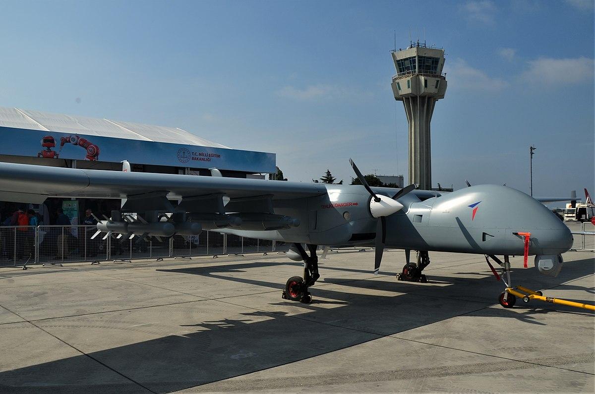 مغامرة الطائرات المسيّرة.. والمسيّرات التركية المسلحة