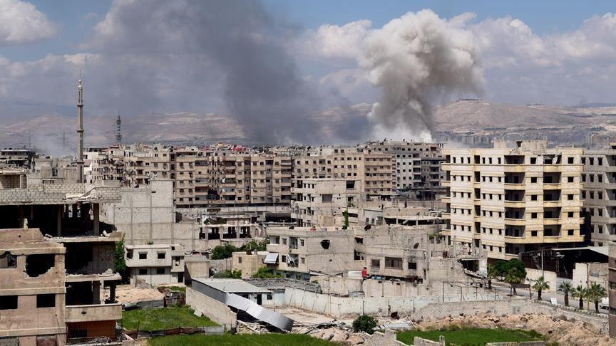 """حملة إلكترونية لتسليط الضوء على الحصار الذي يفرضه النظام السوري على """"درعا البلد"""" جنوبي سوريا"""