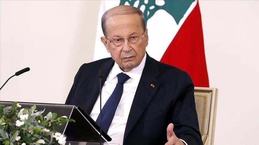 ميشيل عون يؤكد موافقة واشنطن على استجرار الغاز إلى لبنان عَبْر سورية