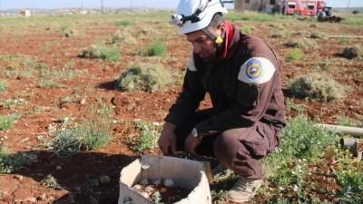 """مخلَّفات القصف تُودِي بحياة طفل في """"تفتناز"""" شرق إدلب"""