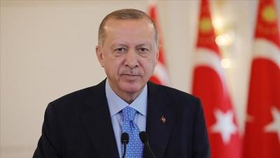 عاجل ll أردوغان: أجريت 38 زيارة إلى 28 دولة إفريقية حتى اليوم