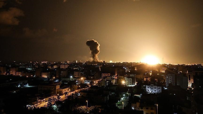 عشرات الضحايا والإصابات إثر القصف الإسرائيلي على غزة