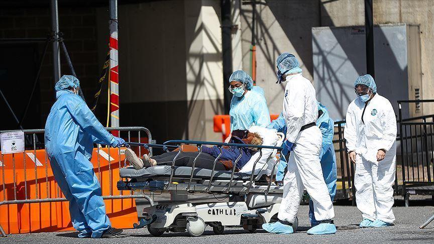 """وصول أعداد وفيات وإصابات فيروس """"كورونا"""" إلى مستويات قياسية حول العالم"""