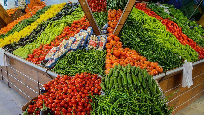 سوريا تتصدر قائمة مستوردي الخضروات التركية