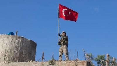 """عاجل ll الدفاع التركية: تحييد 5 إرهابيين من تنظيم """"ي ب ك/ بي كا كا"""" حاولوا شن هجوم بمنطقة عملية """"نبع السلام"""" شمالي سورية"""