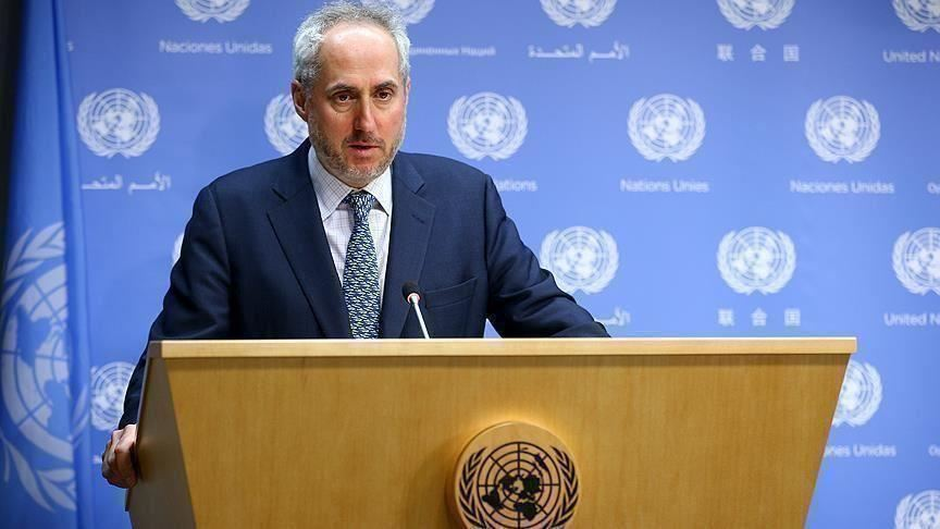 الأمم المتحدة تدين مقتل عامل بالمجال الإنساني في إدلب