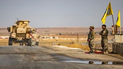 عودة الاشتباكات في جبهة تل تمر