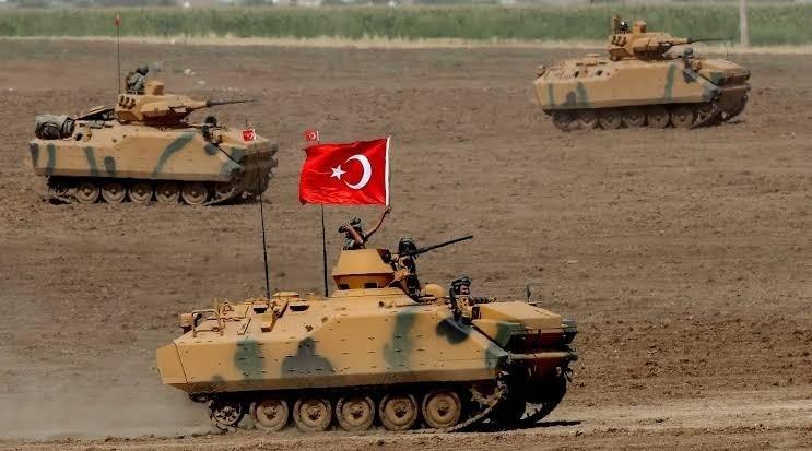 """تركيا تعلن اعتقال متعاونين مع """"قسد"""" في الحسكة"""