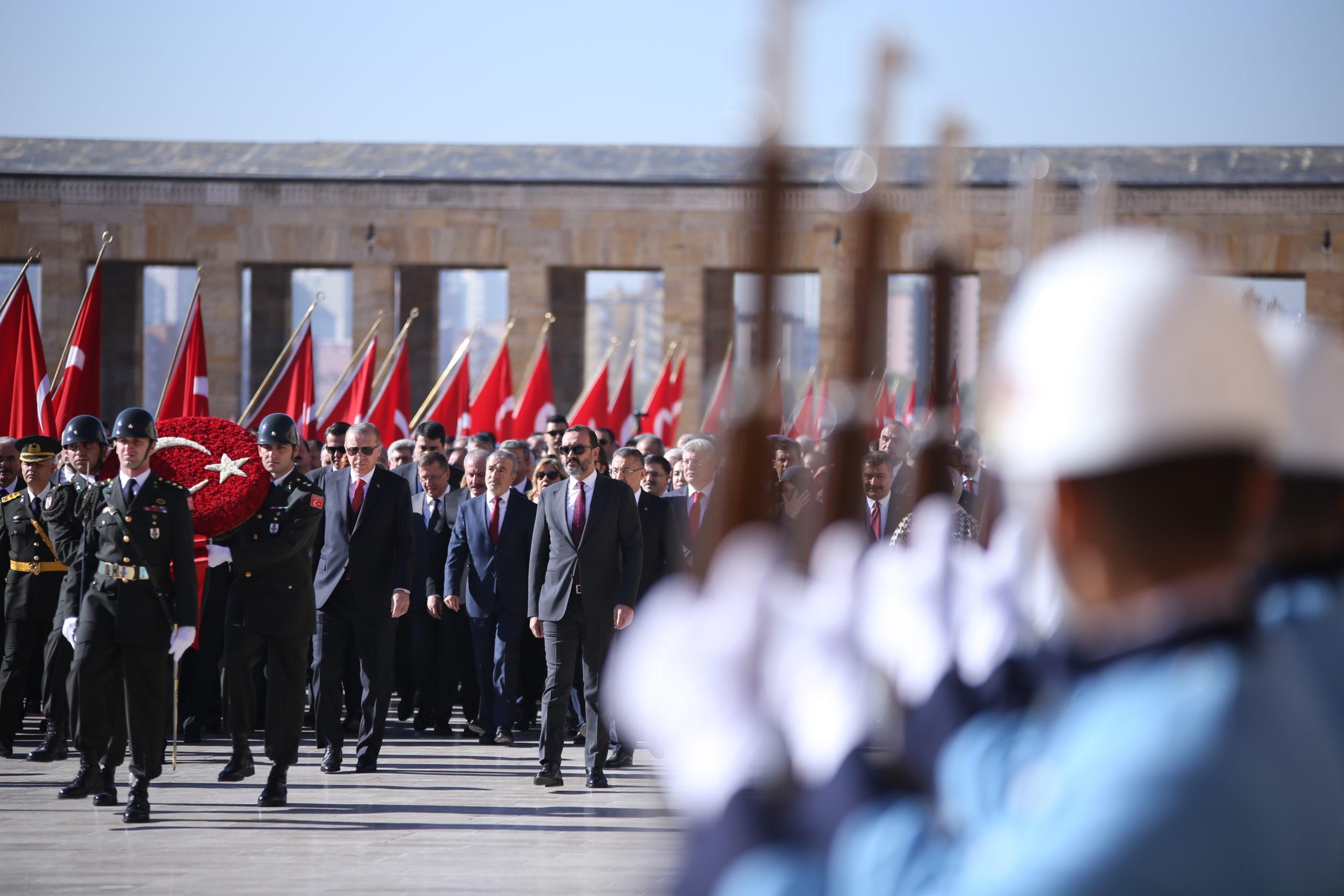 مستجدات السياسة التركية والاتجاه نحو أفريقيا