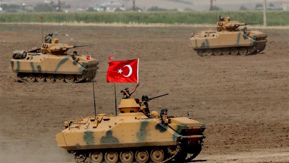 """قصف متبادَل بين """"قسد"""" والجيش التركي بريف حلب"""