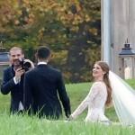 زواج ابنة بيل غيتس بعد ارتباط طويل بشاب مصري