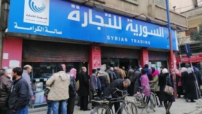 """اتهامات """"للمؤسسة السورية للتجارة"""" بسرقة آلاف أطنان السكر"""
