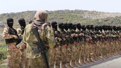 """""""تحرير الشام"""" تقود هجوماً ضدّ فصيلين غرب إدلب"""